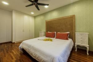 LSE @ Palm Garden Condominium, Ferienwohnungen  Johor Bahru - big - 5
