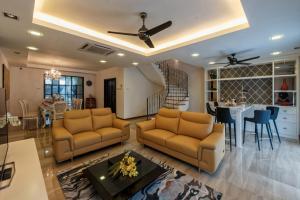 LSE @ Palm Garden Condominium, Ferienwohnungen  Johor Bahru - big - 42