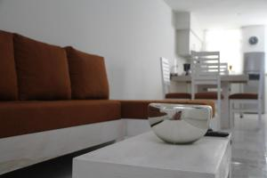 Cantabria House Suites, Апарт-отели  Агуаскальентес - big - 12