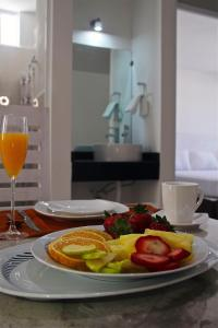 Cantabria House Suites, Апарт-отели  Агуаскальентес - big - 16