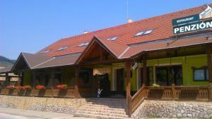 Penzión CONTESA, Penziony  Rožňava - big - 37