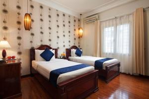 Hanoi Golden Moon Hotel, Hotely  Hanoj - big - 41