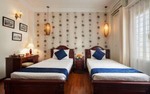 Hanoi Golden Moon Hotel, Hotely  Hanoj - big - 43