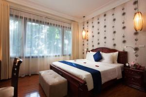 Hanoi Golden Moon Hotel, Hotely  Hanoj - big - 42