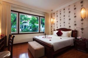 Hanoi Golden Moon Hotel, Hotely  Hanoj - big - 44