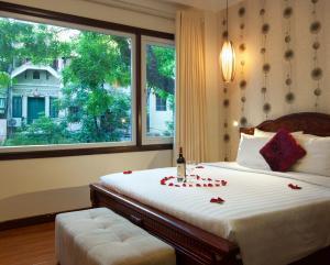 Hanoi Golden Moon Hotel, Hotels  Hanoi - big - 4