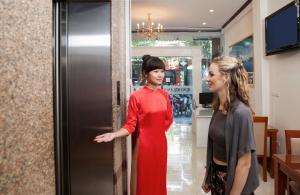 Hanoi Golden Moon Hotel, Hotely  Hanoj - big - 45