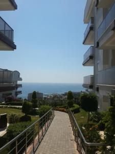 Sunset Beach Vip 2 Residences, Apartmanok  Alanya - big - 39
