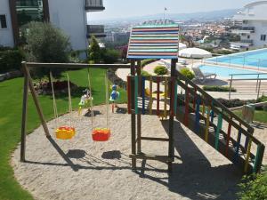 Sunset Beach Vip 2 Residences, Apartmanok  Alanya - big - 68