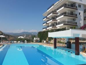 Sunset Beach Vip 2 Residences, Apartmanok  Alanya - big - 40