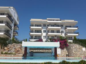 Sunset Beach Vip 2 Residences, Apartmanok  Alanya - big - 41