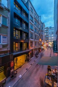 Fitas Oda Beyoğlu, Hotely  Istanbul - big - 54