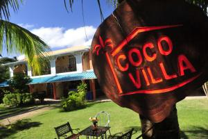 Rodrigues Coco Villa, Guest houses  Port Mathurin - big - 14