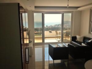 Sunset Beach Vip 2 Residences, Apartmanok  Alanya - big - 46