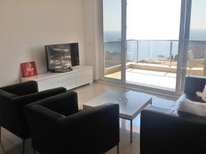 Sunset Beach Vip 2 Residences, Apartmanok  Alanya - big - 49