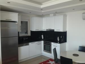 Sunset Beach Vip 2 Residences, Apartmanok  Alanya - big - 50