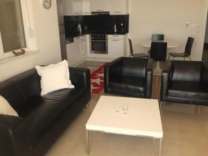 Sunset Beach Vip 2 Residences, Apartmanok  Alanya - big - 51