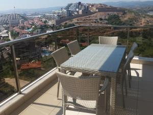 Sunset Beach Vip 2 Residences, Apartmanok  Alanya - big - 52