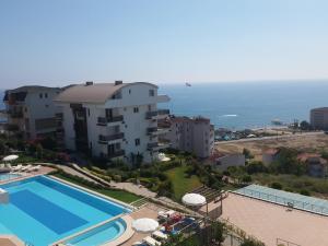 Sunset Beach Vip 2 Residences, Apartmanok  Alanya - big - 53