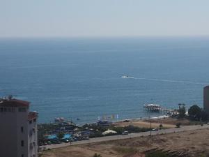 Sunset Beach Vip 2 Residences, Apartmanok  Alanya - big - 55
