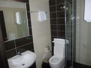 Hotel Blue Days, Szállodák  Borsh - big - 11