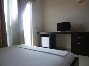 Hotel Blue Days, Szállodák  Borsh - big - 5