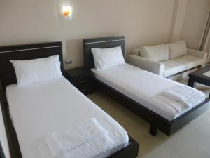 Hotel Blue Days, Szállodák  Borsh - big - 7