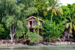 Oravae Island Cottages, Lodge  Gizo - big - 9