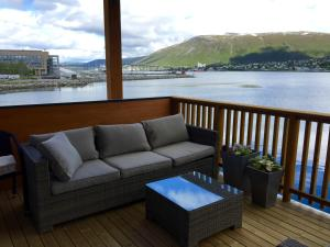 Northern Lights Apartment, Apartmanok  Tromsø - big - 6
