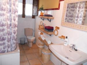 Casas Amaro, Holiday homes  Órgiva - big - 52