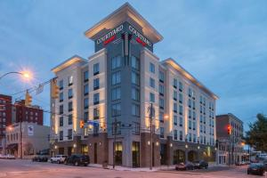 Courtyard by Marriott Wilmington Downtown-Historic District