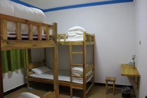 Train Seven Youth Hostel, Hostels  Jinghong - big - 33