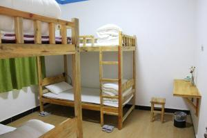 Train Seven Youth Hostel, Hostely  Jinghong - big - 31