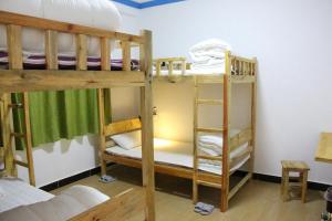 Train Seven Youth Hostel, Hostely  Jinghong - big - 39