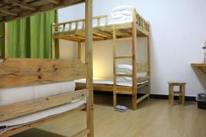 Train Seven Youth Hostel, Hostely  Jinghong - big - 40