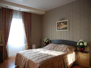 Hotel Bravo Lux, Szállodák  Szamara - big - 3