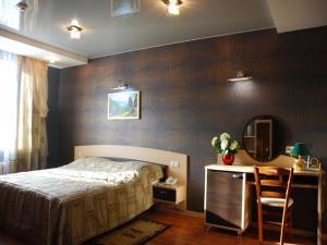 Hotel Bravo Lux, Hotel  Samara - big - 2
