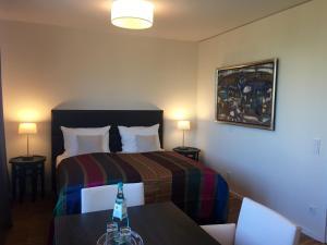 Deluxe-1-værelseslejlighed med kingsize-seng