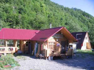 Otdykh na Paseke, Villaggi turistici  Nikitino - big - 61