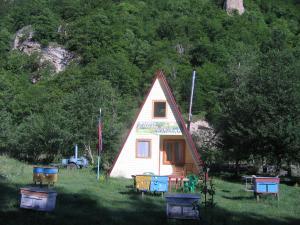 Otdykh na Paseke, Villaggi turistici  Nikitino - big - 15