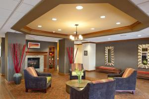 Hampton Inn & Suites St. Louis-Chesterfield, Отели  Chesterfield - big - 17