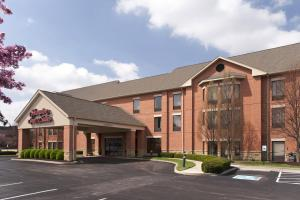 Hampton Inn & Suites St. Louis-Chesterfield, Отели  Chesterfield - big - 1