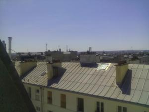 Superior Double Room with View of the Eiffel Tower