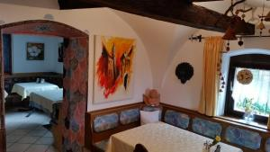Garni Meinrad, Guest houses  Ora/Auer - big - 46