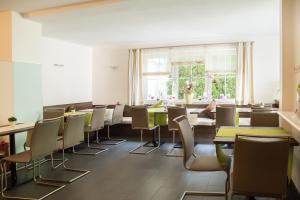 B&B Villa Verde, Отели типа «постель и завтрак»  Зальцбург - big - 36