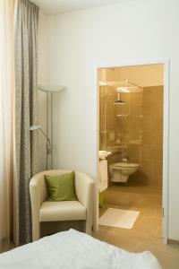 B&B Villa Verde, Отели типа «постель и завтрак»  Зальцбург - big - 9