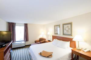 Hampton Inn & Suites St. Louis-Chesterfield, Hotely  Chesterfield - big - 4