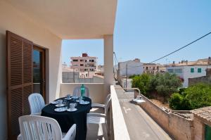 Apartamentos Estanques, Apartmanok  Colonia Sant Jordi - big - 7