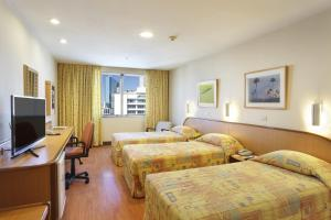 Executive Triple Room with City View