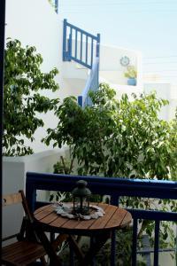 Alkion Studios, Appartamenti  Naxos Chora - big - 18